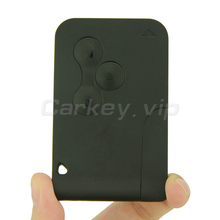 Remotekey Smart car key card for Renault Megane 2003 2004 2005 2006 2007 2008 433mhz 3 button PCF7947(China)