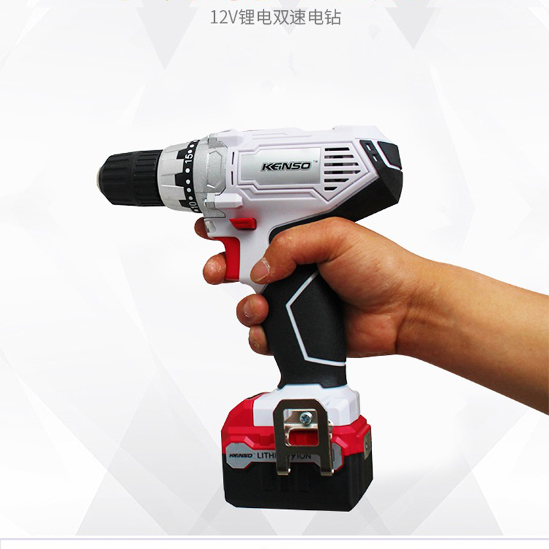 12V TC DOUBLE-SPEED DRILL/DRIVER ideal for DIY drilling or driving/removing screws tc helicon voicetone double бу