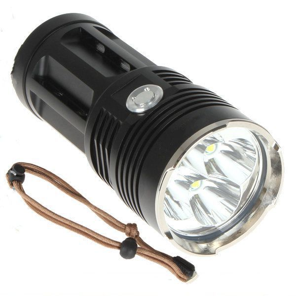Wholesale SKY RAY 6000 Lumens 4 x XM-L XML T6 LED Flashlight Head Torch 18650 Lanterna Lantern Flash Light By 4*18650 sitemap 4 xml