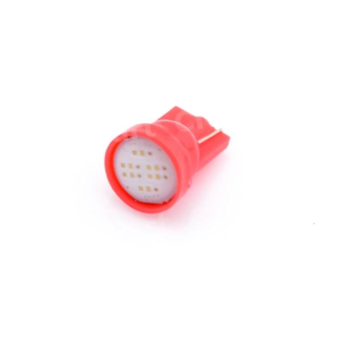 T10 194 168 W5W 6 COB чип двери автомобиля свет габаритный фонарь Оптовая автомобиля боковой лампочки белый 50 шт./лот