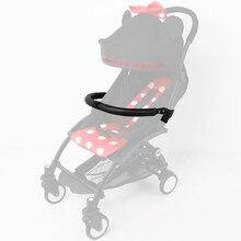 Generic New 2016 Baby Stroller Armrest Bumper Bar Armrest Accessories For Babyzen YOYO YOYO+