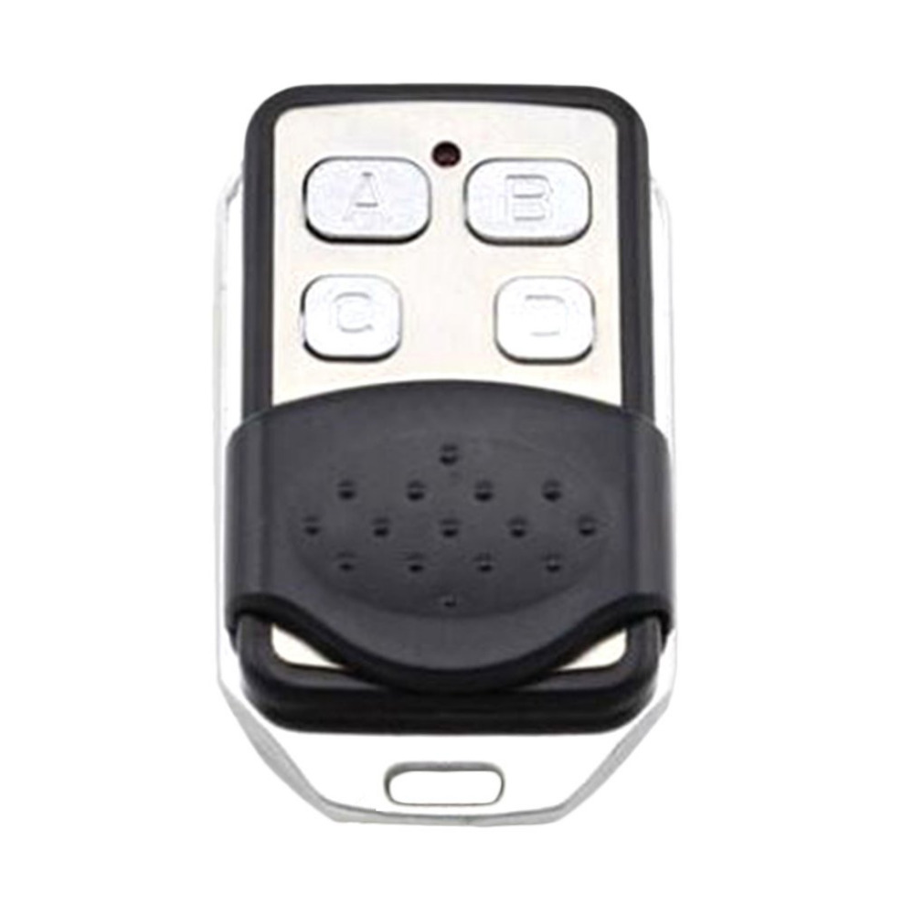 ACEHE 433MHz Wireless Remote Control 4 Buttons Duplicator Copy Type Remote Control Transmitter For Electric Garage Door