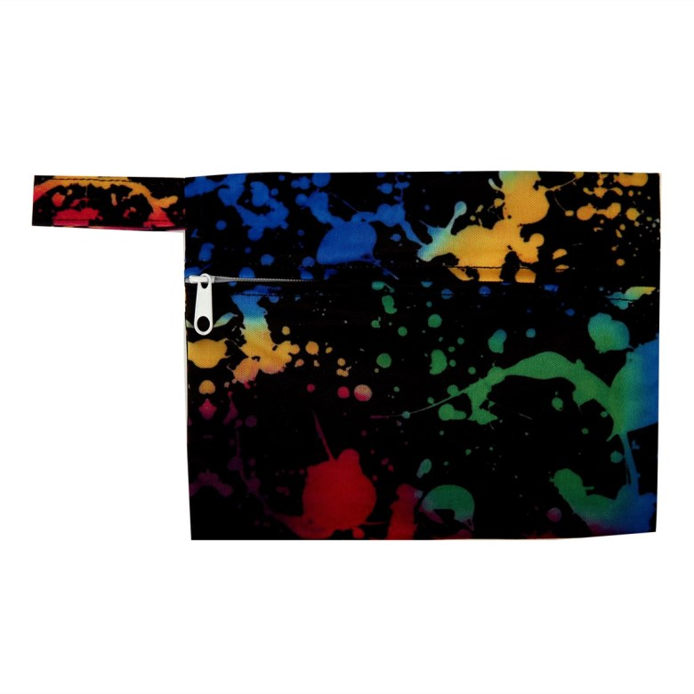 H9 ink splatter
