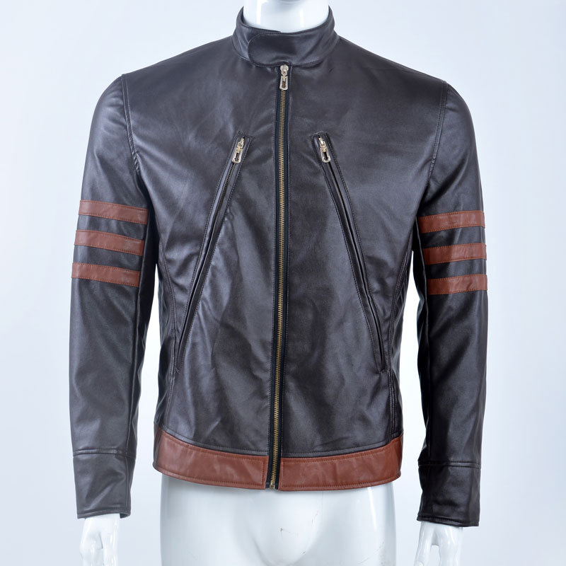 Online Get Cheap Boys Faux Leather Jacket Brown -Aliexpress.com ...
