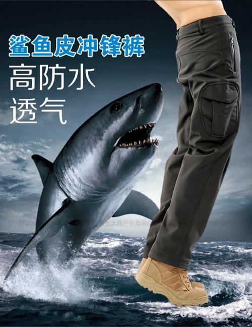 Livraison gratuite De Haute qualité Lurker Requin peau Soft Shell TAD V 4.0 Extérieure Pantalon Militaire Tactique Étanche Pantalons Sports Militaires