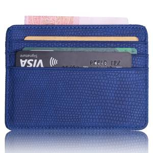 TRASSORY Wallet-Case Bank Business-Id-Card-Holder Travel Small Men Mini Women for