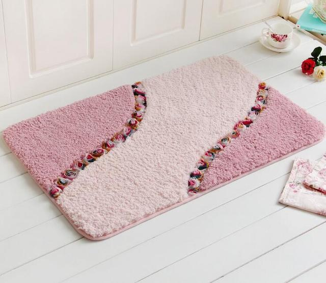 Eco Friendly Carpet Mat Living Dining Bedroom Area Rugs Slip