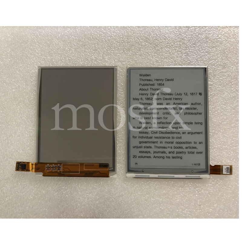 C1 LCD Display For Aamzon Kindle KEYBOARD 3G E-ink K3 LCD Screen ED060SC7 LF