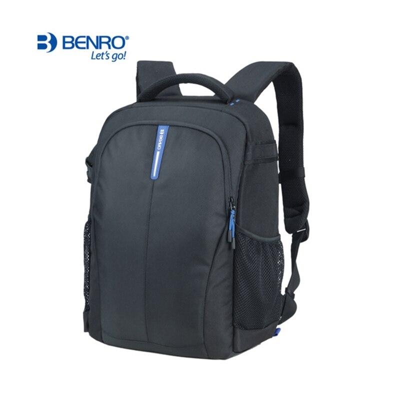 Benro Турист 200 300 профессиональный рюкзак Водонепроницаемый ноутбук рюкзак DSLR Камера сумка Защита Тип цифровой Камера сумка