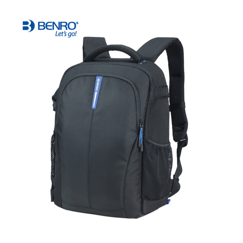 Benro Hiker 200 Professional Backpack Waterproof Laptop Backpack DSLR Camera Bag Full Cut Off Protection Type Digital Camera Bag benro smart 200 nylon waterproof backpack bag for dslr camera