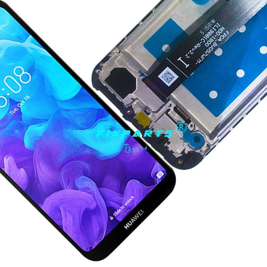 Y5 2019 LCD Display