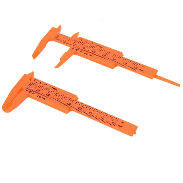 Plastic Measuring Caliper Covers : Aliexpress buy plastic measuring tools mini vernier