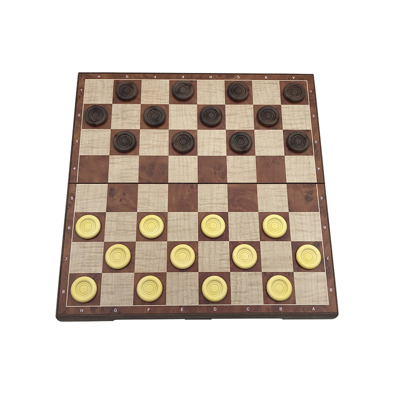 Yernea New Chess Magnetic Folding Chessboard Plastic Chess Pieces Magnetic Chess Games Checkerboard 30 30 2cm Entertainment Game in Chess Sets from Sports Entertainment