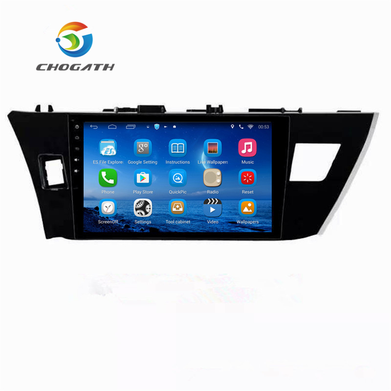 ChoGath 10 2 1 6GHz Quad Core RAM 1GB Android 6 1 font b Car b
