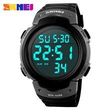 Relojes Hombres Lujo de la marca Skmei LED Reloj Digital reloj Deportivo relogio masculino reloj hombre Militar Del Ejército Al Aire Libre clock1068