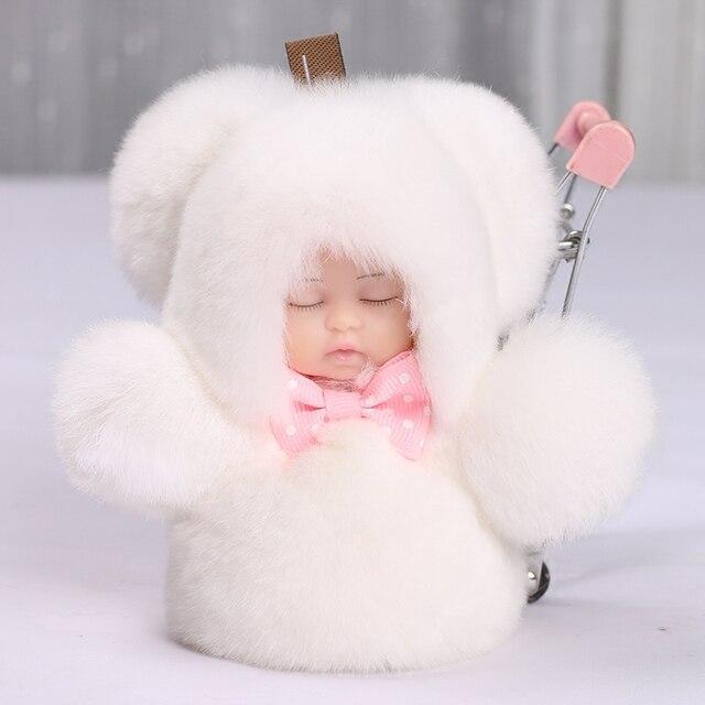 small cute doll plush bjd bebe dolls rebirth toys children girls