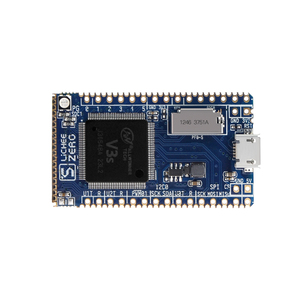 Image 4 - Free shipping Sipeed Lichee Pi ZeroW 1GHz Cortex A7 512Mbit DDR Development Board Mini PC + WIFI Module
