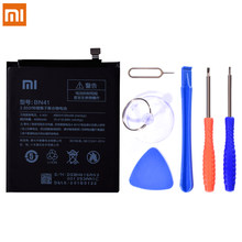 BN41 BN43 BM45 BM46 BM42 Battery For Xiaomi Redmi Note 4 Hongmi Note 4X Original Replacement Mobile Phone Batteries + Free Tools(China)