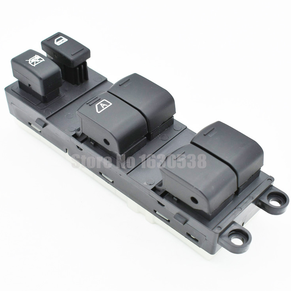 Left Hand Drive 25401-JE20A 25401JE20A Electric Power Window Lifter Controller Master Switch For Nissan Qashqai Prcmake power window driver door switch for nissan altima 2007 2012 25401 zn50c