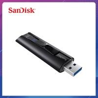 SanDisk CZ880 Extreme PRO 128GB USB 3.1 Solid State Flash Drive 256GB Pen Drive High Speed USB 3.0 Pendrive Memory usb Stick