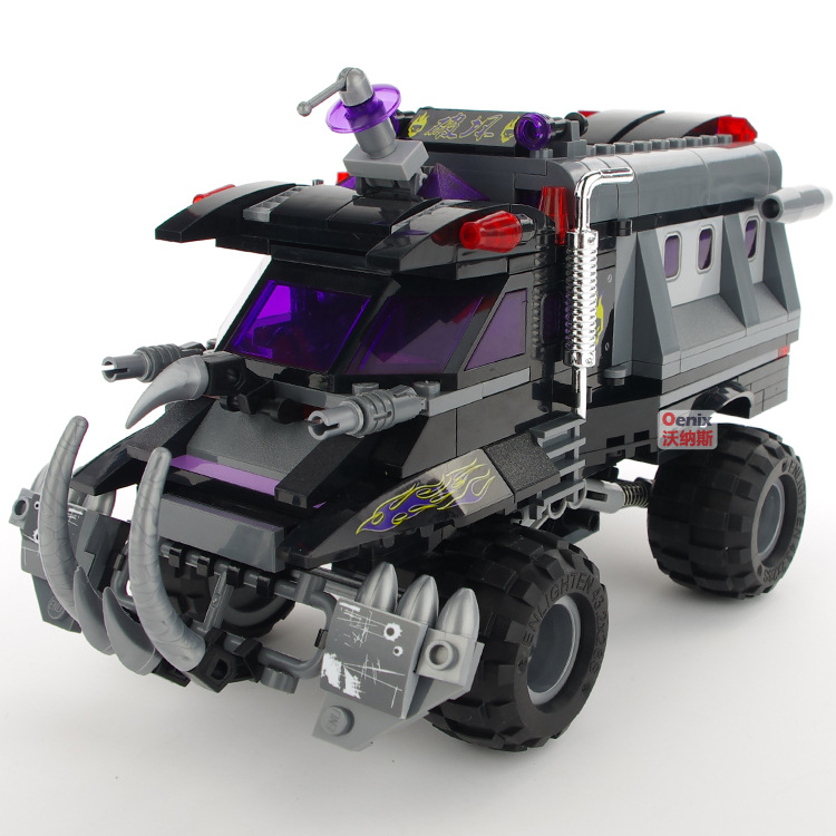 Enlighten Models Building toy Compatible with Lego E1614 369pcs Armored Blocks Toys Hobbies For Boys Girls Model Building Kits enlighten models building toy compatible with lego e1916 565pcs rescue blocks toys hobbies for boys girls model building kits