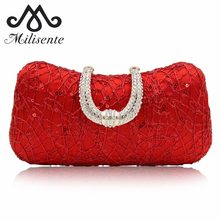 e5dae2e8a5 Red Beaded Clutch Bag Promotion-Shop for Promotional Red Beaded ...