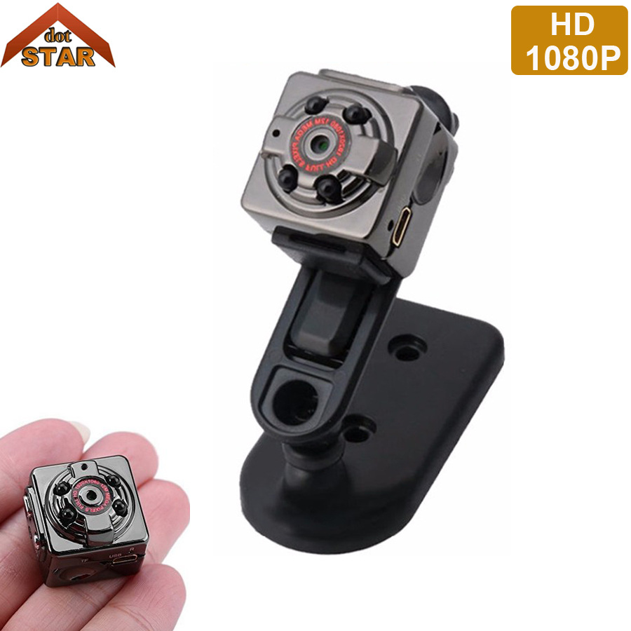 Mini Camera HD 12MP Infrared Night Vision Kamera Outside Digital Micro Cam Motion Detection Sensor Record mini video camera