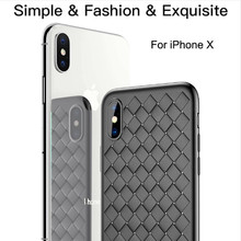 Baseus BV Weaving Case For iPhone X/Xs
