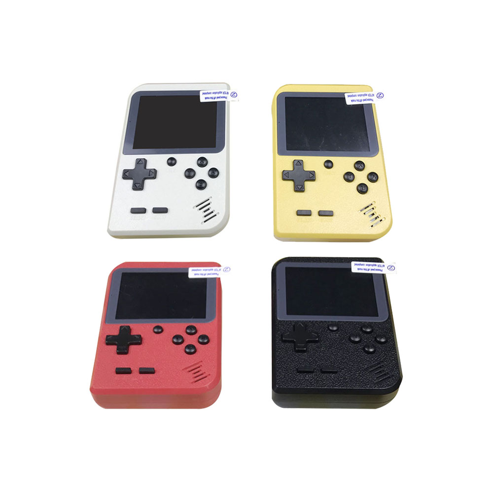 GB BOY handheld classic game console RS-6 update version can be connected to TV 2.8inch LCD screen built-in 300 retro game