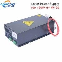 LSKCSH 100 120 Вт Co2 лазерной Питание для Co2 лазерная гравировка резки HY W120 T/W серии SP /Yongli/EFR лазерной трубки
