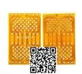 5 pçs/lote curto cabo de fita flex para iphone 5/5s/6/plus/para ipad 3/4/5/5/6 air mini hdd de memória nand testes de reparação