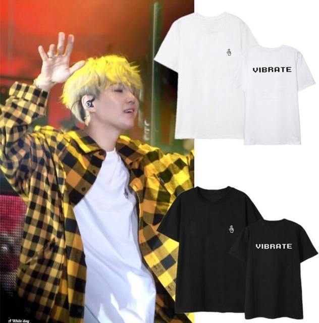 Suga Vibrate T-Shirt