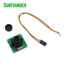 SunFounder 700TVL CC3D FPV Mini HD Camera for Dron Quadcopter Drone Photography