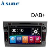 A Sure 2 Din 7 ''автомобильное радио DVD gps навигация для Vauxhall/Opel Corsa Zafira Astra Vectra Meriva Antara DAB + мультимедиа