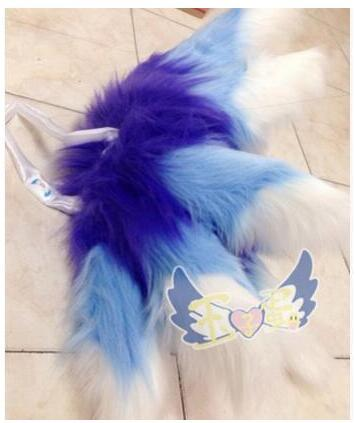 2017 Sexy Fox LOL Ahri Tail Dynasty Ahri Nine Tailed Lol Cosplay Costumes Adult Women Anime Halloween Carnival Cosplay Costumes 3