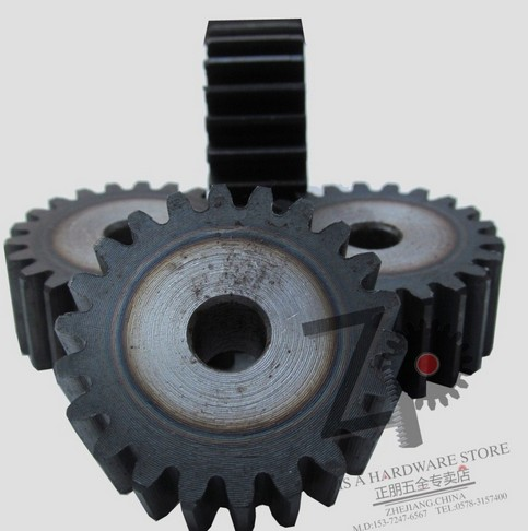 все цены на 2 mod cnc gear 45-50 tooth spur gear pinion machinery industry 45 steel cnc pinion frequency hardening