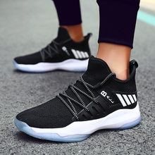 2019 High Quality Men Vulcanized shoes New Hip hop Mesh Casual shoes Men Autumn Flock Sneakers Ultra Boosts Plus Size Male Flats(China)