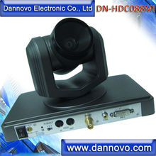 DANNOVO HD-SDI DVI PTZ Video Conferencing Camera HD 1080P 10x Optical Zoom,with DVI,Ypbpr,HDMI and AV