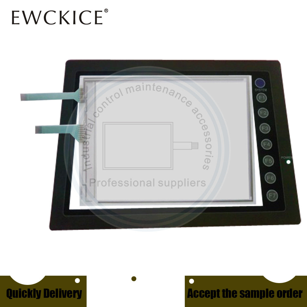 NEW UG320H-VS4 UG320H-SS4 HMI PLC Touch screen AND Front label Touch panel AND Frontlabel
