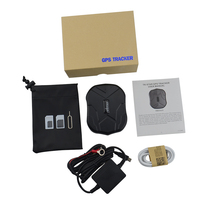 Black Friday Sale TK905 Waterproof Car GPS Tracker Magnet Standby 90Days Real Time LBS Position Lifetime Free Tracking