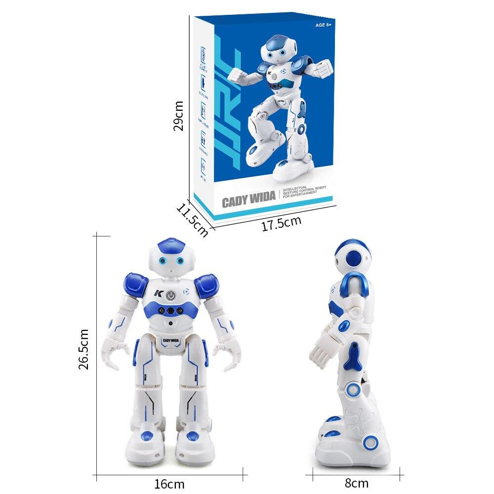 Robot rc Programmation Intelligente télécommande jouet robot Bipède robot humanoïde Pour Enfants cadeau d'anniversaire pour enfants robot chien pet - 4