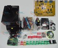 Solt game kits with Coolair casino PCB hopper power coin mech buttons Wiring etc for casino slot game machine same as the photo