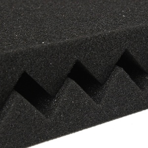 Image 5 - 24個防音発泡スタジオ音響パネルスタジオ泡ウェッジ1 × 12 × 12インチの防音吸収治療パネル