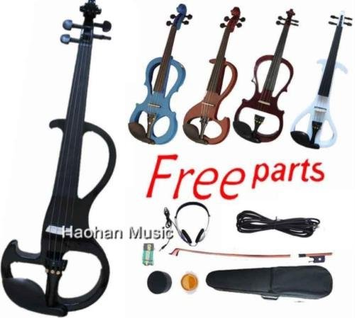 4/4 Electric Violin Infinite Brand Paten Pick Up Nice 4 4 electric violin infinite brand paten pick up nice