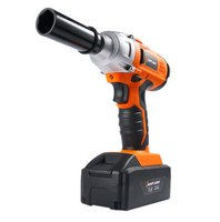 1/2'' Li ion 4.0Ah Electric Impact Wrench Mini Impact Wrench Cordless Impact Wrench Set mounting tool rechargeable drill
