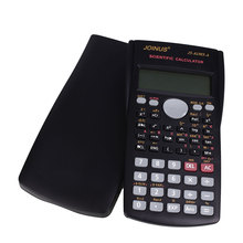 82MS-A Handheld Portable Multi-function 2 Line Display Scientific Calculator