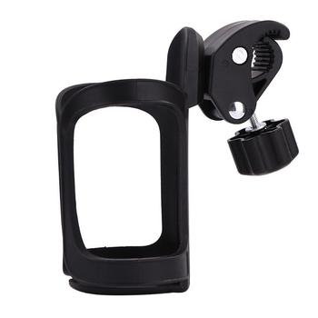 Multifunction Baby Stroller Cup Milk Bottle Holder Bicycle Kettle Cage Rack ABS Mountain Bike Bottle Bracket for xiaomi M365 8