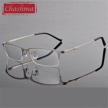Chashma Titan Brillen Ultraleichte Gewicht Rahmen Optischen Rahmen Gläser für Männer