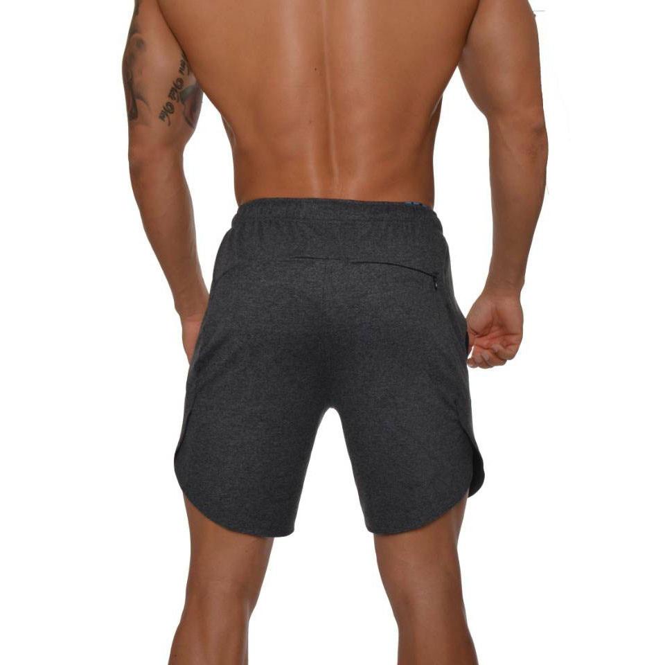 Men Shorts Summer 2018 beach Fashion The Pocket Zipper Garnish Short Pants Hot selling