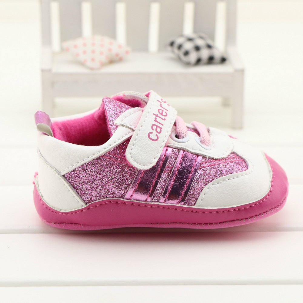 Baby Girl Shoes Shoes Girls For Baby First Walkers Bebe Boots Sneakers  Brand Name Carters New Born Toddler Comfort Booties Kids-in First Walkers  from Mother ... cd9f2bd1c787